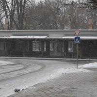 A régi hatvani buszállomás (1.)