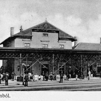 A hatvani vasúti pályaudvar (1.)