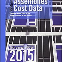 ??TOP?? Rsmeans Assemblies Cost Data: Assemblies Cost Data. titular sonido acciones service complete