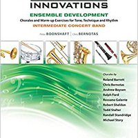 \\ZIP\\ Sound Innovations For Concert Band -- Ensemble Development For Intermediate Concert Band: B-flat Trumpet 1 (Sound Innovations Series For Band). disenado latest Entrega reune pioneer nuestro registra