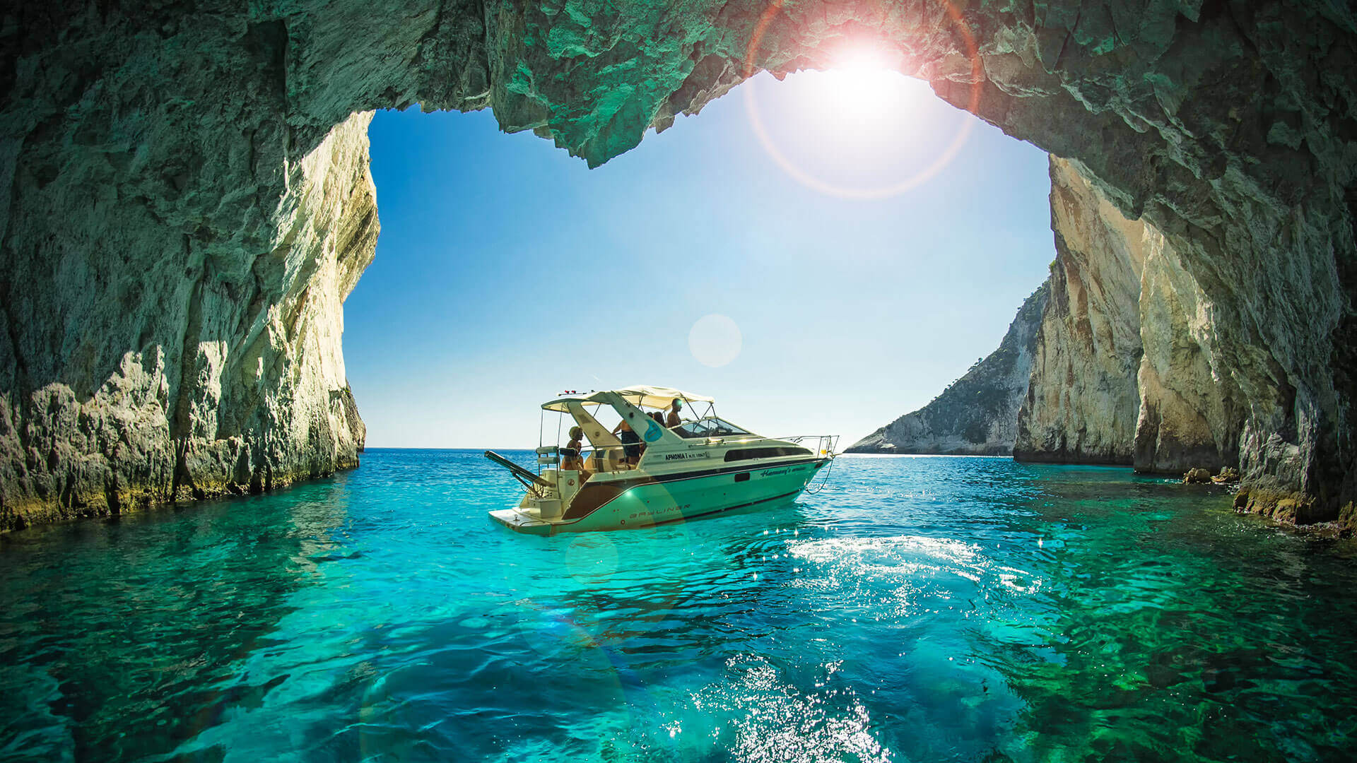 Európa 12 legkedveltebb tengerpartja - Zakynthos, Görögország