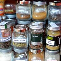 Amit a konyhádról feltétlenül tudnod kell/ 2- A fűszerpolc