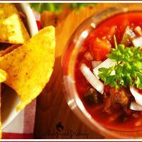 Paradicsom salsa, a villámszósz