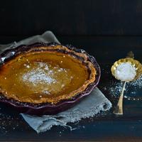 Krémes sütőtök pite- a nagy őszi kedvenc