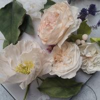 Készíts csodás, élethű cukorvirágokat!