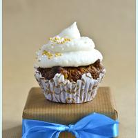 olíva olajos répa cupcake, a csajos délutánhoz