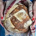 Így készül a profi kovászolt kenyér!