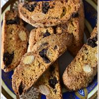 Ajándékok házilag 13.- Cantuccini étcsokoládéval és pirított mandulával, a verhetetlen, kétszer sült, ropogós olasz keksz