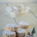 Ajándékok házilag 21. Polvorones, az andalúzok omlós mandulás süteménye