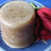 Rózsa kecsketej szappan