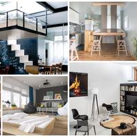 Helytakarékos ágy ötletek kis lakásokba