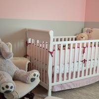 Szuper ötletek a babaszoba falainak dekorálására