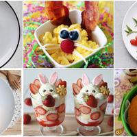 Húsvéti témájú látványos reggeli ötletek