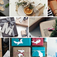 Karácsonyi csomagolási ötletek, hogy igazán mutatós legyen az ajándék!