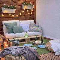 Így lehet neked is álomszép erkélyed