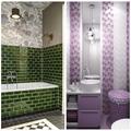 102 fürdőszoba 5 különböző színben