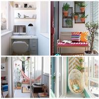 Inspirálódj te is ezekből a gyönyörű beépített erkély fotókból!