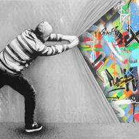 Rajongásom új tárgya a street art