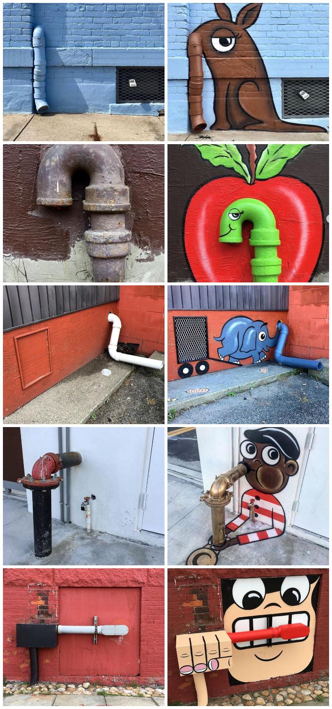 street_art_tom_bob_festomuvesz_utcai_kreativ_alkotas_vicces_csatornafedel_ereszcsatorna_2.jpg