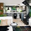 Bréking: színek egy svéd házban