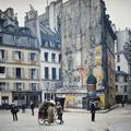 Színes fotók Párizsról 1914-ből