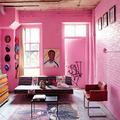 Gyönyörű kupi: egy brooklyni loft esete a Baker-Miller rózsaszínnel