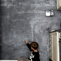 Fekete fal 2.0: és ha még firkálni is szabad rá?
