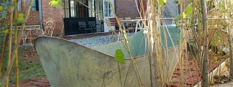Casa Zinc kerti kád.jpg