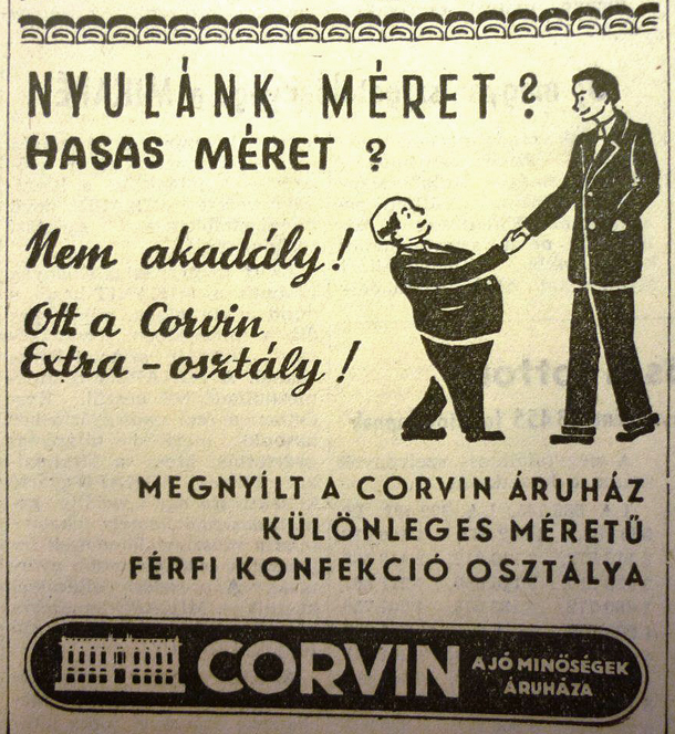 Centrum Corvin Nosztalgia és Retro Klub 1958.jpg