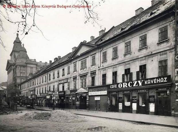 6 Orczy ház épült 1700as évek elején 36ban lebontva.jpg