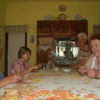 Háztáji tésztakészítés