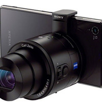 Sony  Smart-shot QX objektív okostelefonhoz.