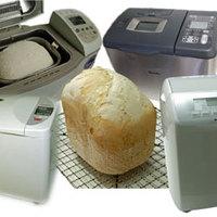 A kenyérsütő gépekről
