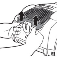 Porszívó hepaszűrő tisztítás