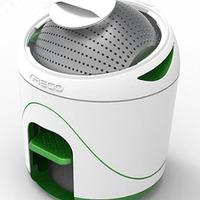 Drumi az áram nélküli hordozható mosógép