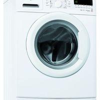 Keskeny, elöltöltős, és nagy teljesítményű mosógép