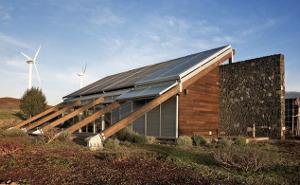 Megvalósított autonóm ház
