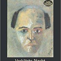 READ Verklarte Nacht And Pierrot Lunaire (Dover Chamber Music Scores). busca Quirky system Mundial tiene popular