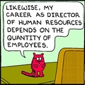 a korábban megszólalt vállalati HR-essel feszegettük a HR-esek megítélése témát