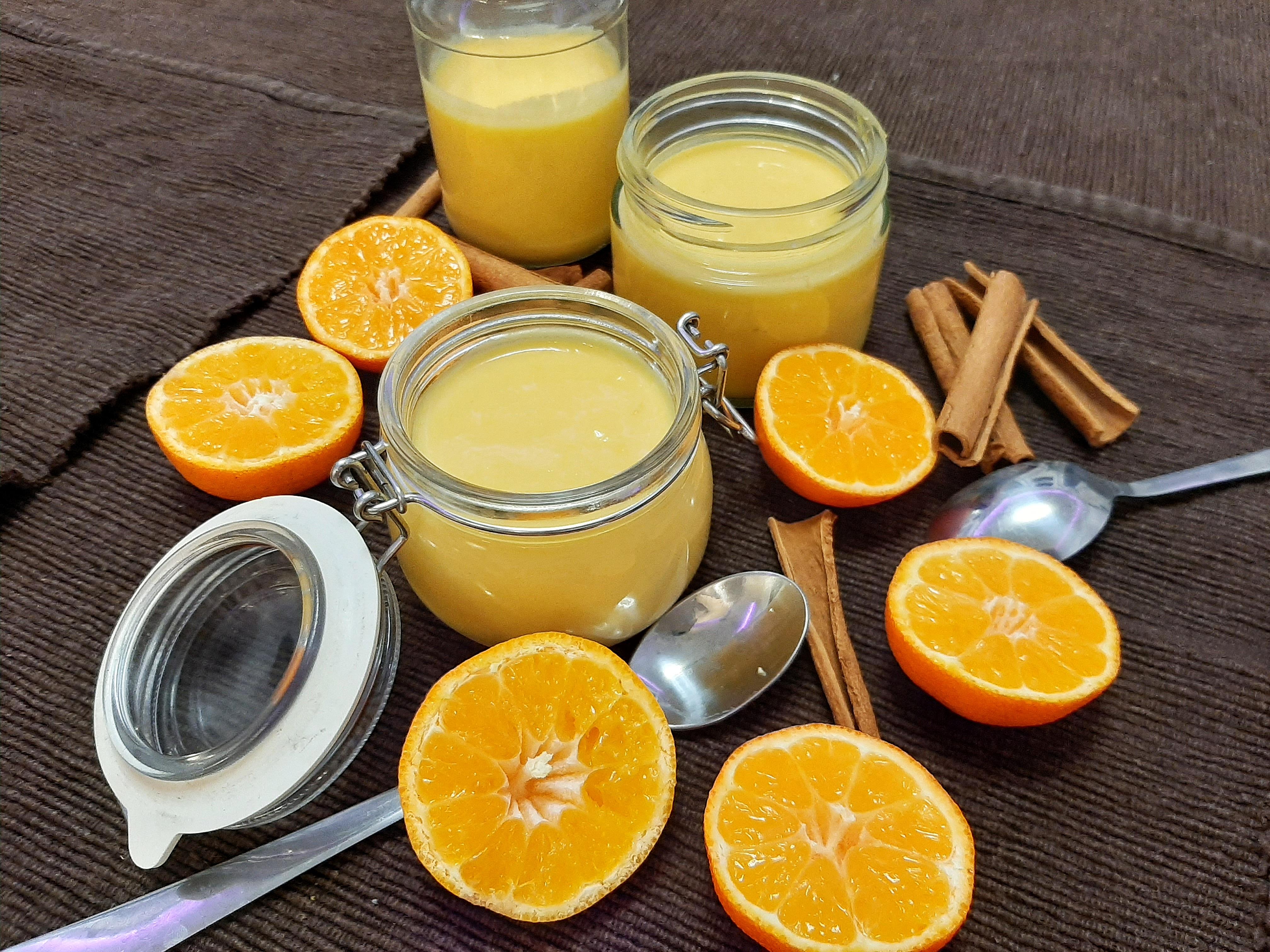 Csodálatos mandarinkrém diétásan