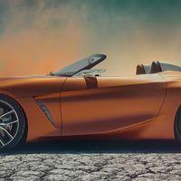 Grazban készül az BMW Z4 roadstere