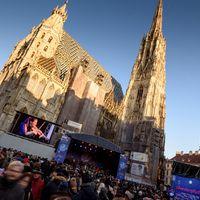 Ha még nincs programja, akkor Bécsben hatalmas szilveszteri utcabál várja