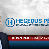 Hegedűs Péter Balmazújváros polgármestere