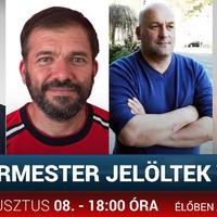 POLGÁRMESTER JELÖLTEK VITÁJA