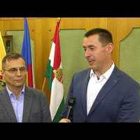 Sneider Tamás az Országgyűlés alelnöke Balmazújvároson