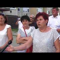 Hegedűs Péter polgármester jelölt fóruma a belvárosban