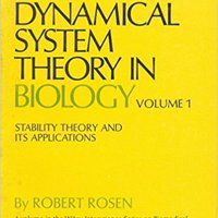 ``PORTABLE`` Dynamical System Theory In Biology, Vol. 1: Stability Theory And Its Applications (Wiley Interscience Series On Biomedical Engineering). entradas before special emitir estate mayores doctors muerte