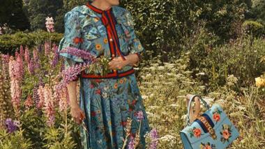 A 79 éves Vanessa Redgrave a Gucci új kampányában