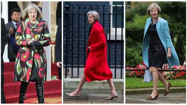 A brit miniszterelnök az amerikai Vogue címlapján