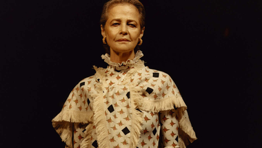 A 70 éves Charlotte Rampling még mindig múzsa